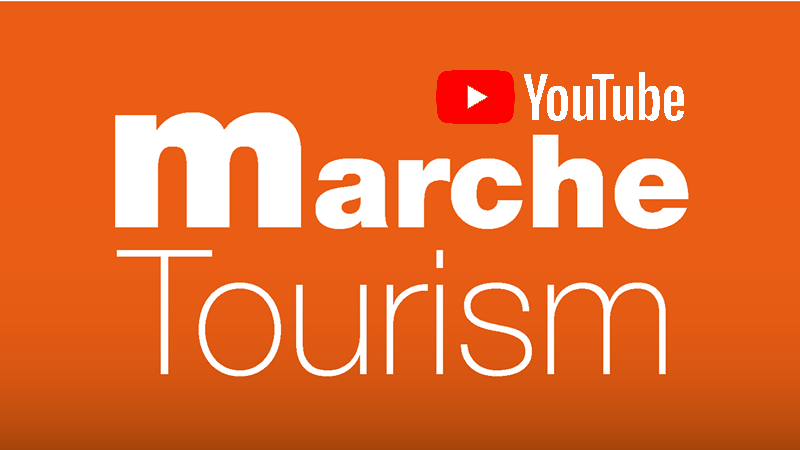 Vai al canale Youtube: Marchetourism