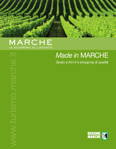 Brochure in PDF di Made in Marche